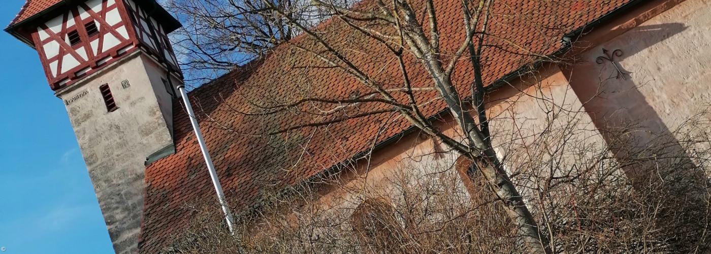 Johanniskirche Baum